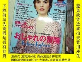 二手書博民逛書店SPUR罕見2018 4 日文雜誌.Y203004