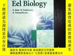 二手書博民逛書店外文書罕見Eel BiologyY239696 外文書 外文書