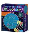【4M】04667 美勞創作-夜光刺繡大師 Glow Embroidery Stitches