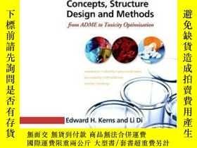二手書博民逛書店Drug-like罕見PropertiesY364682 Edward Kerns Academic Pres
