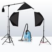 攝影棚 led攝影棚補光燈套裝小型拍攝設備靜物產品大型拍照道具T