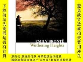 二手書博民逛書店Wuthering罕見Heights (Collins Classics)[呼嘯山莊]Y449926 Emil