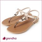 ◆Grendha ◆巴西原裝進口空運 ◆獨家配方環保材質,舒適不易變形好搭配