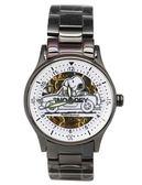 【卡漫城】 5折出清 史奴比 自動 機械錶 白汽車 ㊣版 史努比 男錶 女錶 Snoopy 手錶 不鏽鋼