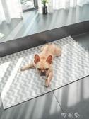 寵物冰墊夏季降溫狗狗用防水大型犬睡墊夏天耐咬墊子狗窩涼席雙面 町目家