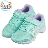 《布布童鞋》asics亞瑟士LAZERBEAM綠荷芋兒童機能運動鞋(19~24公分) [ J1L088C ]