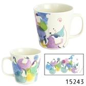 【日本製】FUN系列 陶瓷馬克杯 北極熊/企鵝圖案 SD-6382 - 日本製