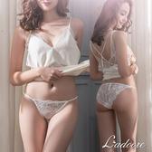 內褲 Ladoore 男友視角 蕾絲細帶高質感小褲(白)