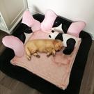 泰迪狗窩可拆洗四季通用寵物墊子大型中型小型犬金毛狗屋網紅用品 店慶降價