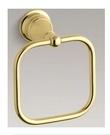 【 麗室衛浴】 美國 KOHLER  Revival® 毛巾環  K-16140T-AF