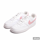 NIKE 女 經典復古鞋 WMNS NIKE COURT VISION LOW 白粉 經典 穿搭-CD5434110