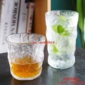 【買一送一】玻璃杯水杯家用茶杯泡茶杯IG簡約風酒杯女牛奶杯男啤酒杯果汁杯【時尚好家風】