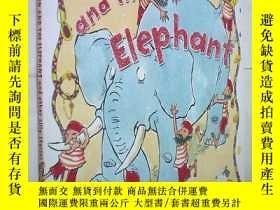 二手書博民逛書店The罕見Blind Men and the Elephant
