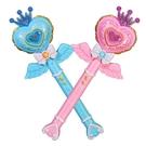 玩具 巴拉拉魔仙棒小女孩巴拉芭拉小魔仙玩具魔法棒音樂發光閃光棒兒童 NMS滿天星