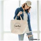 【橘子包包館】STAYREAL SR本色帆布袋(大) BS18009 白色