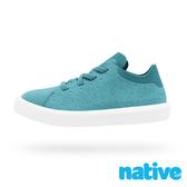 native 小童鞋 MONACO 短筒摩納哥休閒鞋-湖水綠x貝殼白