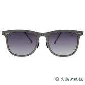 ROAV 偏光太陽眼鏡 Lennox (鐵灰) 折疊 薄鋼墨鏡 Mod8002 久必大眼鏡