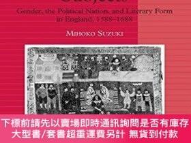 二手書博民逛書店Subordinate罕見SubjectsY255174 Mihoko Suzuki Routledge 出