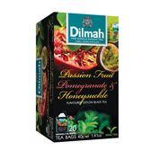 Dilmah 帝瑪 百香果石榴紅茶 茶包 無咖啡因 2g*20入/盒-【良鎂咖啡精品館】