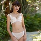 【曼黛瑪璉】Hibra大波內衣  B-D罩杯(牙白)
