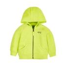 mothercare 秋冬男嬰連帽外套-自由之心-蘋果綠(M0JH516)18M、36M