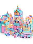 兼容legao兒童積木玩具1-2-3-6周歲益智力拼裝大顆粒寶寶男女孩子 卡布奇诺igo