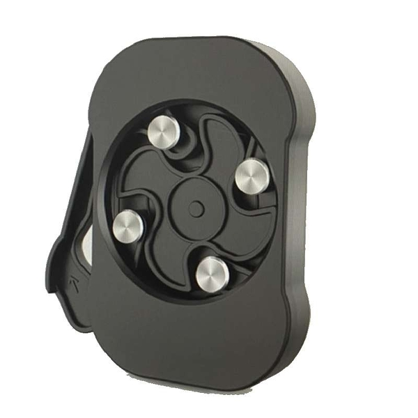 [9美國直購] 不銹鋼螺旋開罐器 Go Swing Topless Can Opener Household 適用8-19盎司飲料罐 黑色 B08G4H19TH