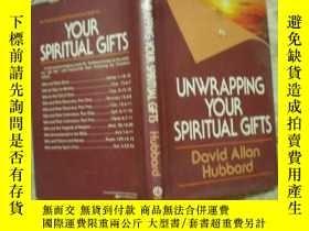 二手書博民逛書店UNWRAPPING罕見YOUR SPIRITUAL GIFTS