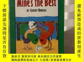 二手書博民逛書店I罕見can read book Mine's the best