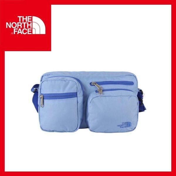 【The North Face 13L 校園側背包《紫藍/耀眼藍》】CF41/出國/旅遊/休閒