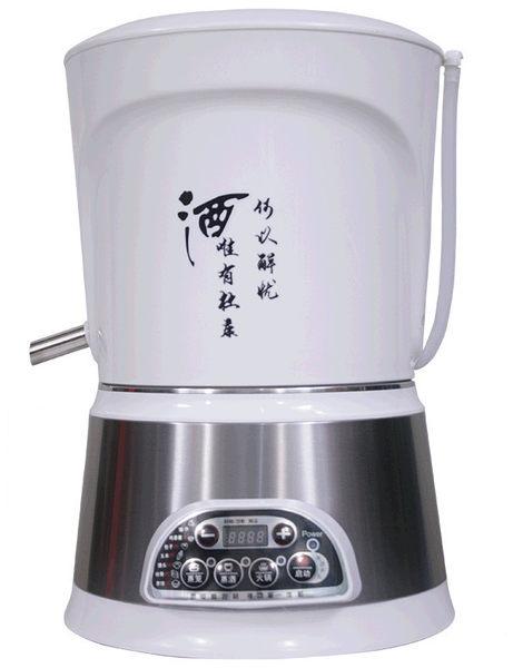美澳純釀酒機家用小型釀酒設備自釀白酒糧食酒蒸餾器純露機蒸酒機   igo瑪麗蘇