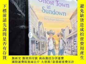 二手書博民逛書店Ghost罕見Town at Sundown. 。Y12498
