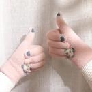 手套 手套冬天女ins可愛加絨加厚保暖防寒觸屏騎車學生韓版騎行春潮【快速出貨八折下殺】