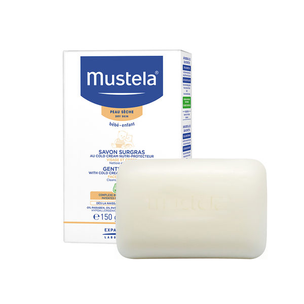 高效滋養皂150g  慕之恬廊Mustela