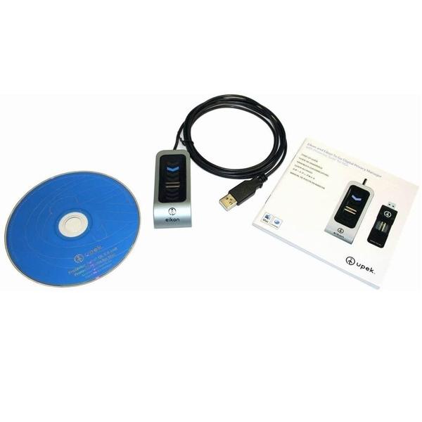 [2美國直購] Eikon 指紋讀取器 Digital Privacy Manager USB fingerprint reader