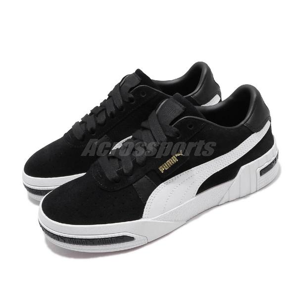 Puma 休閒鞋 Cali Taped Wns 黑 白 女鞋 運動鞋 【ACS】 37081903
