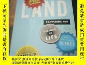 二手書博民逛書店Ad罕見land Searching for Meaning o