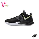 NIKE KYRIE FLYTRAP III 成人男款 運動鞋籃球鞋 P7197#黑色◆OSOME奧森鞋業