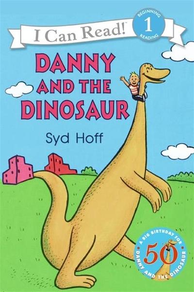 (二手書)An I Can Read Book Level 1: Danny and the Dinosaur