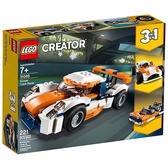 樂高積木 LEGO《 LT31089 》創意大師 Creator 系列 - 日落賽車╭★ JOYBUS玩具百貨