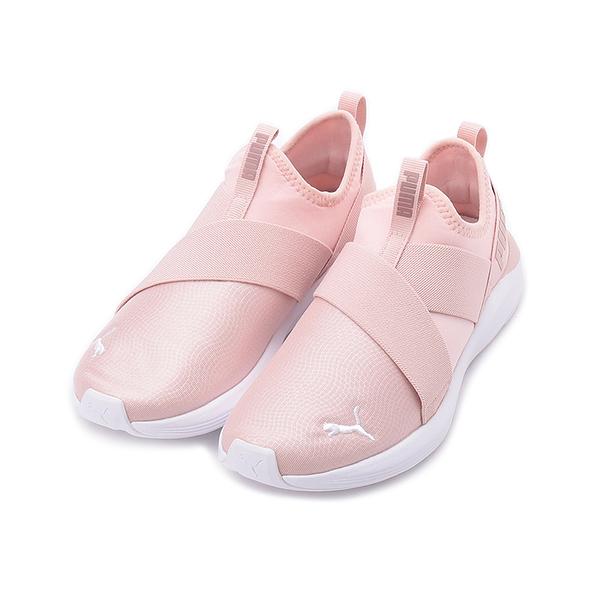 PUMA PROWL SLIP-ON PASTEL 訓練運動鞋 粉白 19527601 女鞋