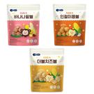 韓國 BEBECOOK 寶膳 嬰幼兒玉米球-三種口味