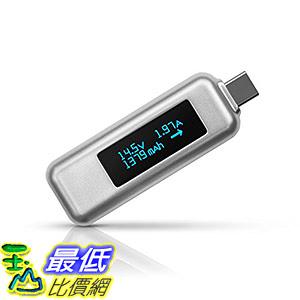 [107美國直購] Kurrent USB Type-C Power Meter Monitor for use with New Macbook Pro Macbook