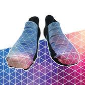 萬花筒  抗菌除臭 潮鞋踝襪 JG-019【18Y1227D03】無縫酷酷踝襪