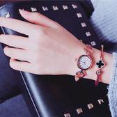 店長推薦 高中女生細帶手錶女小表盤學生韓版簡約初中可愛小巧迷你閨蜜一對