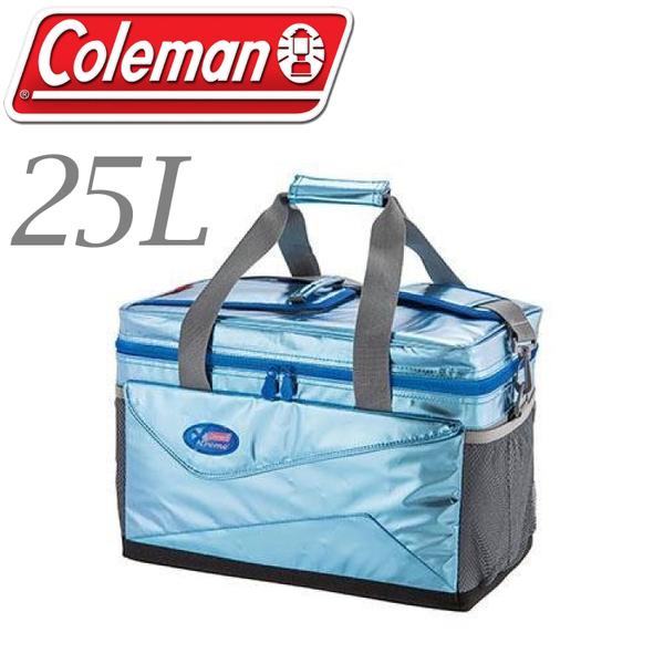 【Coleman 美國 25L XTREME保冷袋】CM-22238/收納袋/購物袋/保冰袋★滿額送