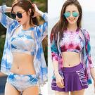 沙灘防晒衫空調罩衫潮流服飾(不含泳衣泳裝...