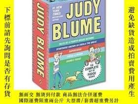 二手書博民逛書店Judy罕見Blume s Fudge Box SetY256260 Judy Blume Penguin U