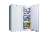 限區配送+基本安裝元元家電館*台灣三洋 181公升 直立式冷凍櫃 SCR-181AE