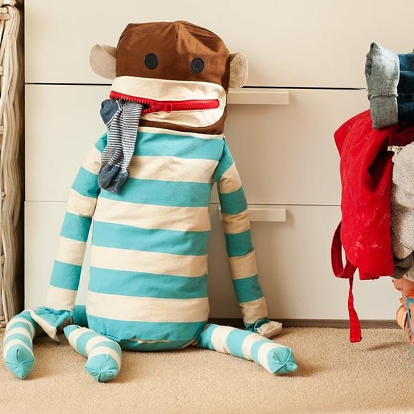 SUCK UK 療癒猴夥伴洗衣袋
